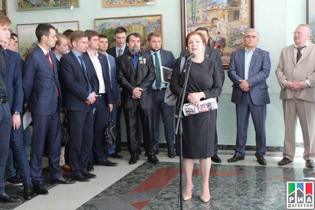 Народные избранники Госдумы оценили колорит Дагестана