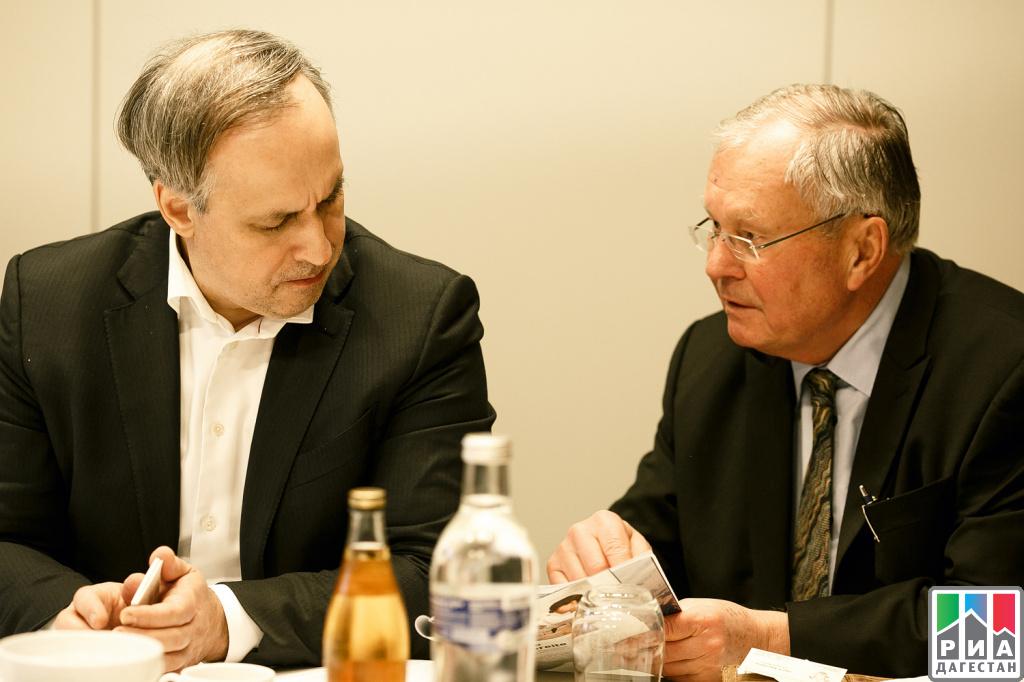 Варианты сотрудничества поинновационному медкластеру наКМВ обсудили вГермании