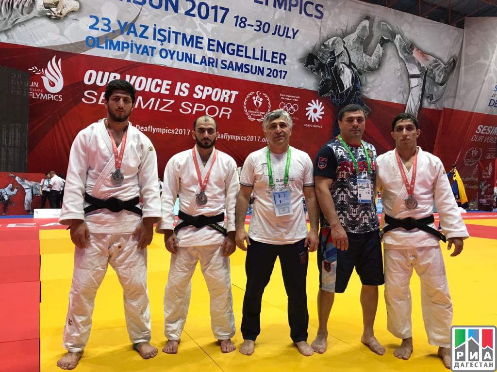 Александр Никитин поздравил тамбовских спортсменов с удачным  выступлением наСурдлимпийских играх