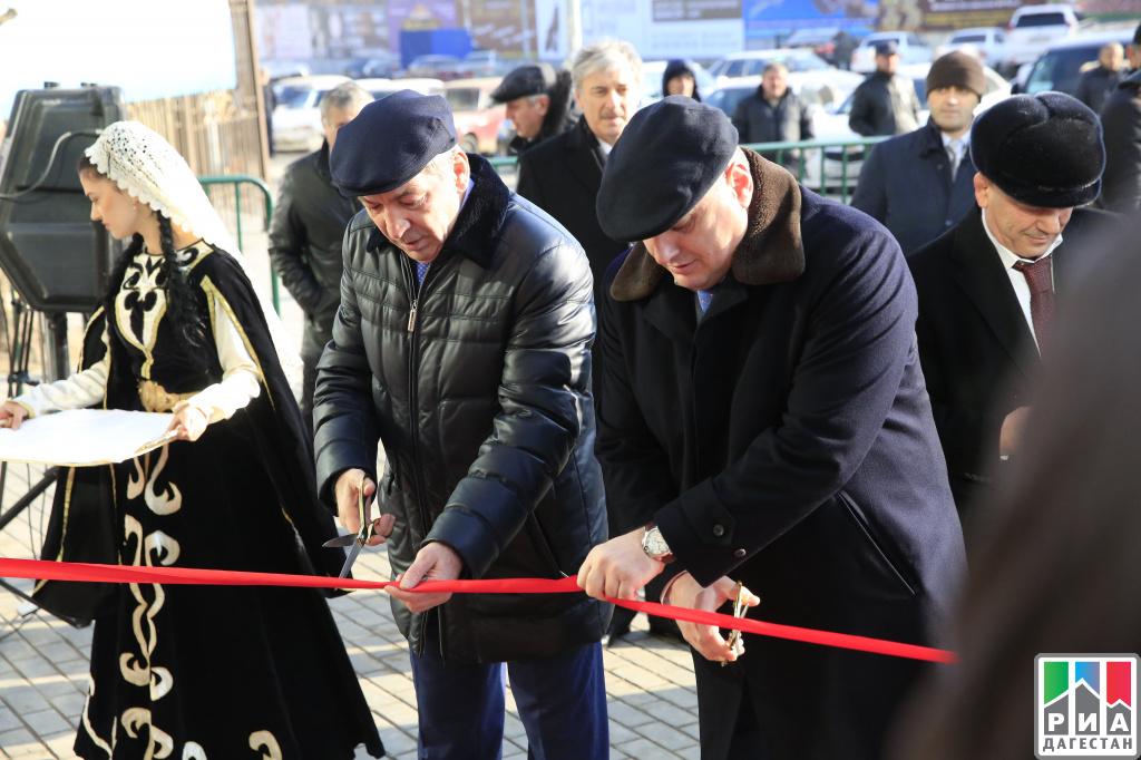 Новое сооружение минспорта Дагестана открыли вМахачкале