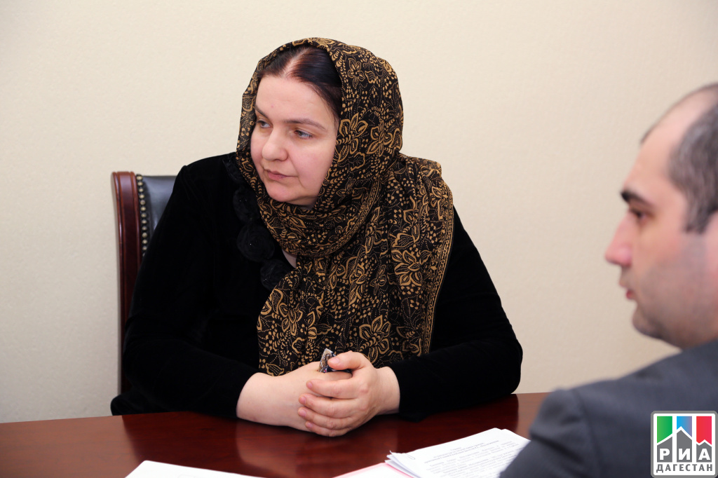 Рамазан Абдулатипов провел собственный прием жителей