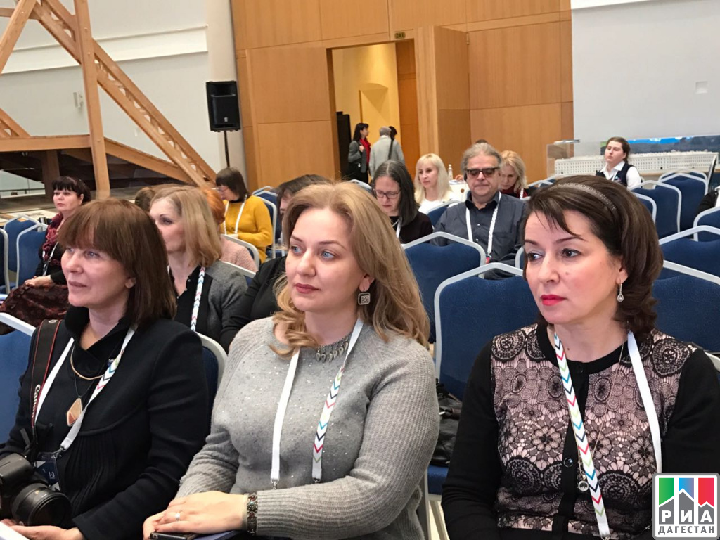 Оренбургской делегация работает наVМеждународном цивилизованном пленуме в северной столице
