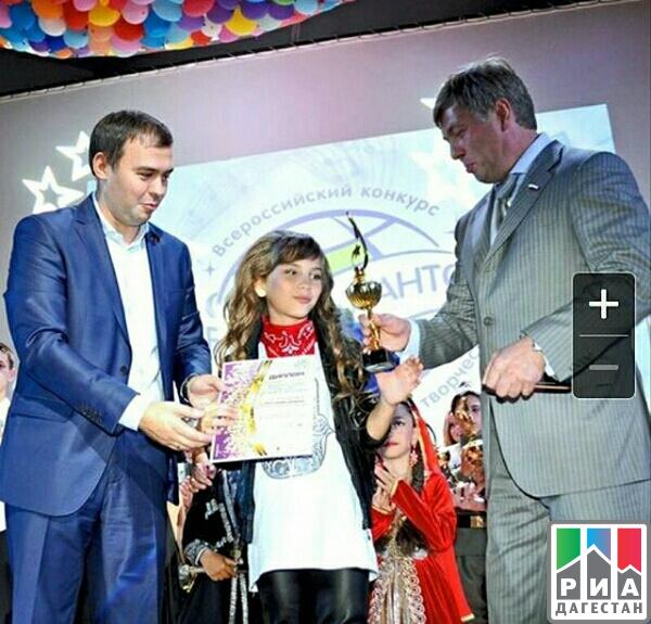 Молодая дагестанка стала участницей проекта «Битва талантов» на«Муз-тв»