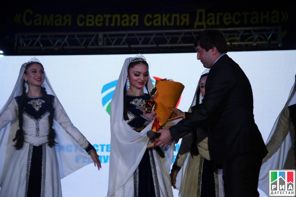 Студентка ДГПУ Патимат Меджидова стала победительницей Республиканской студенческой весны