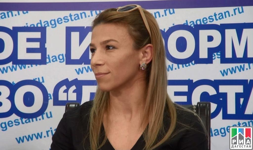 ВДагестане впервый раз пройдет Чемпионат РФ повольной борьбе среди женщин