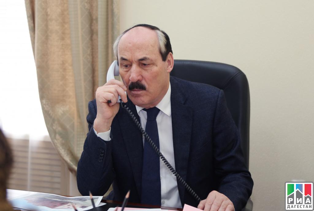 «Больница вселе Гурбуки будет достроена»— Рамазан Абдулатипов