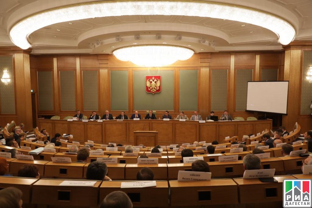 Владимир Васильев принял участие в совещании Правительственной комиссии порегиональному развитию