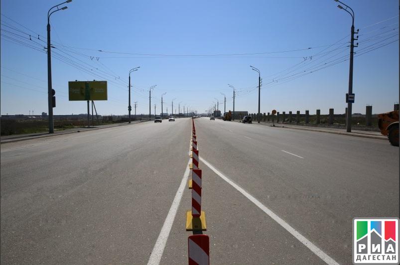 Задвижением ипорядком натрассе Махачкала-Каспийск будут следить камеры