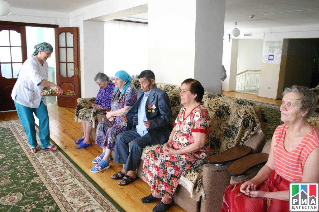 обеды на дом для пожилых людей