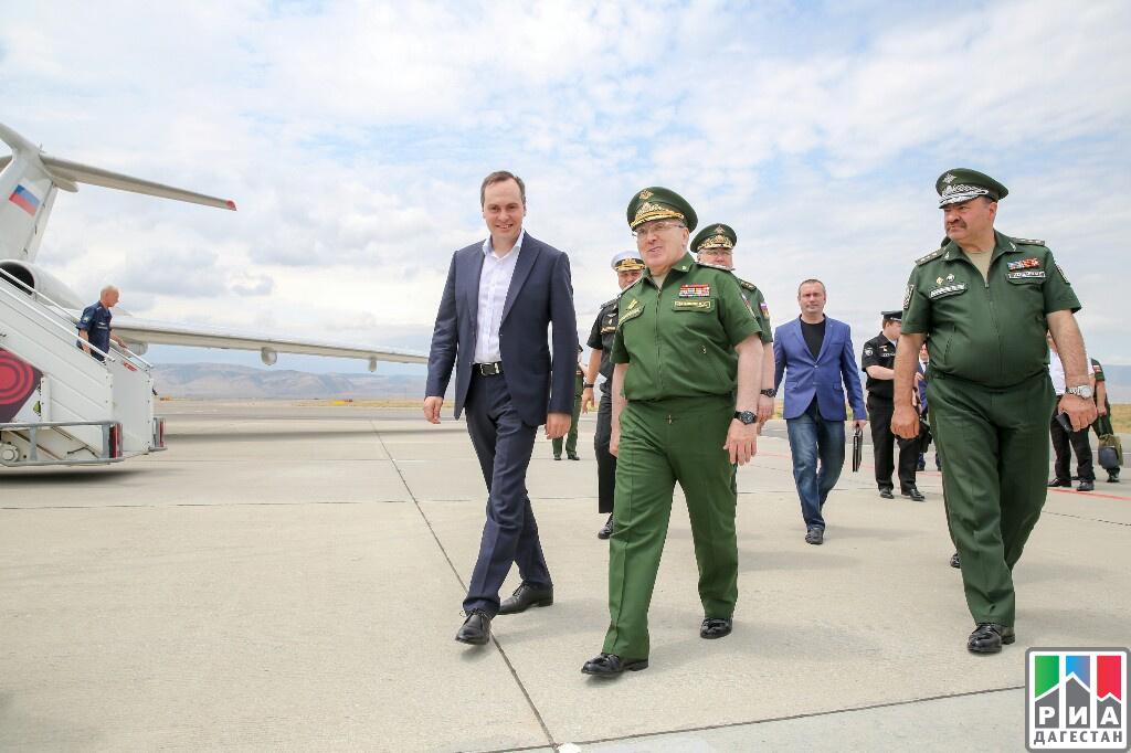 Названы сроки перемещения Каспийской флотилии на новейшую базу