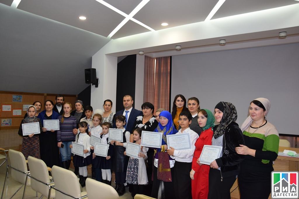 ВМахачкале определили победителей конкурса СМИ