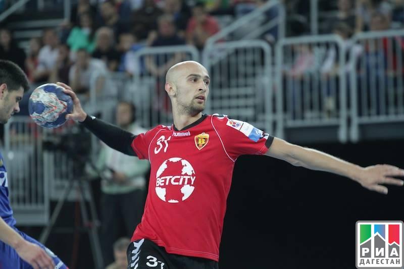 Гандболист Тимур Дибиров стал победителем Лиги чемпионов