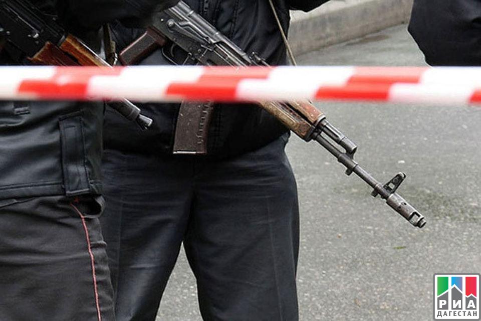 ВДагестане ликвидирован вооруженный боевик