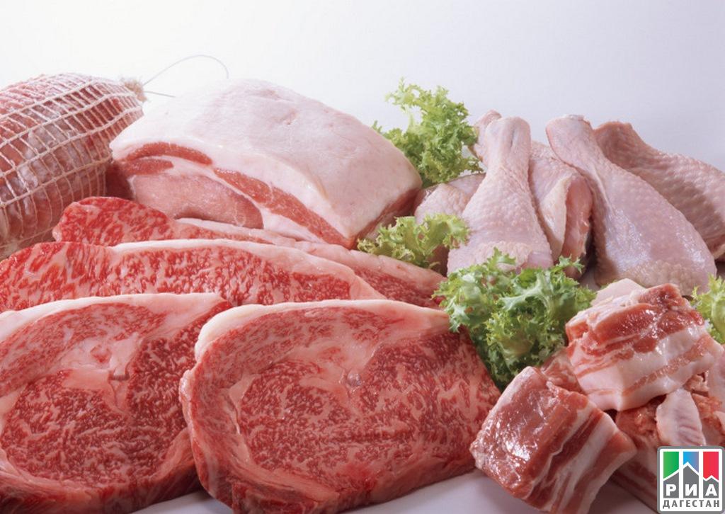 ВДагестане произвели свыше 65 тыс. тонн мяса