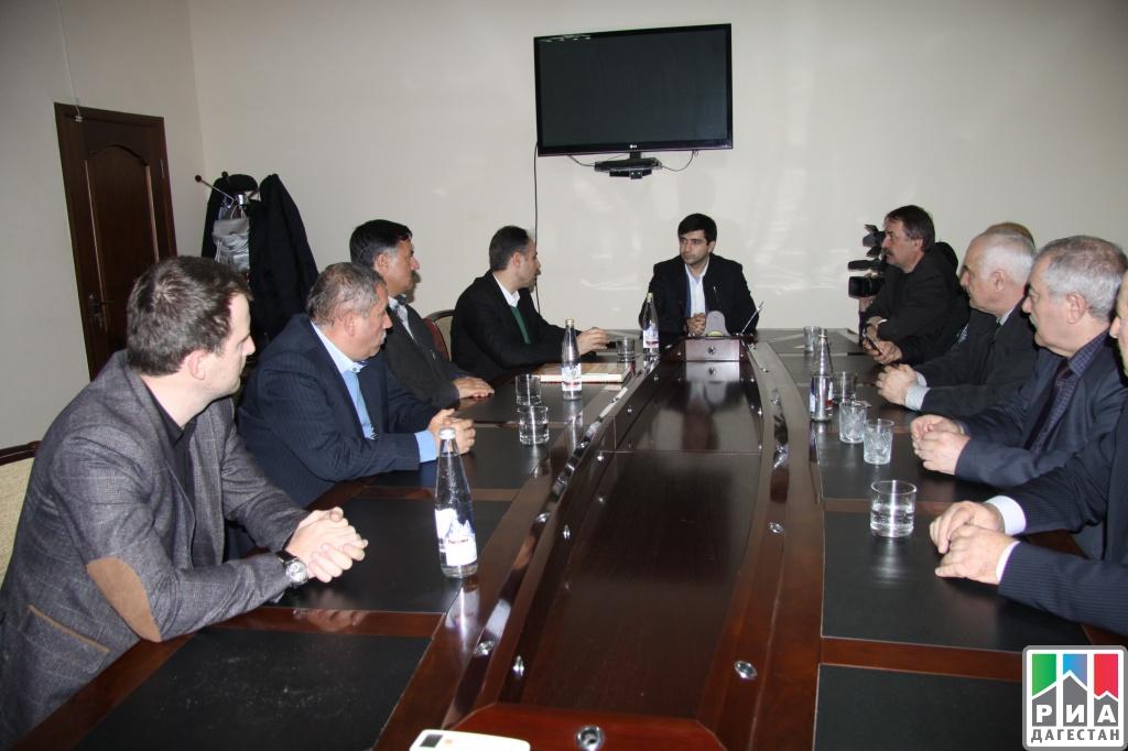 Губернатора провинции Ардебиль Исламской Республики Иран познакомят стуристическим потенциалом Дагестана