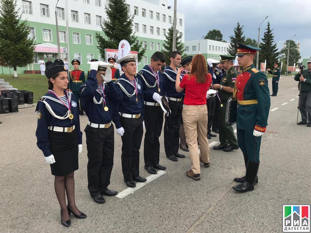 ВАмурской области состоялись военно-патриотические сборы «Рубеж-2019»