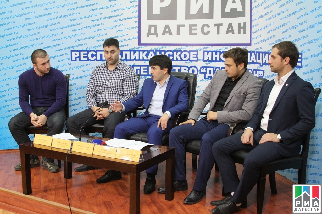 Дагестан подготовил свою площадку для XIX Всемирного фестиваля молодежи истудентов 2017