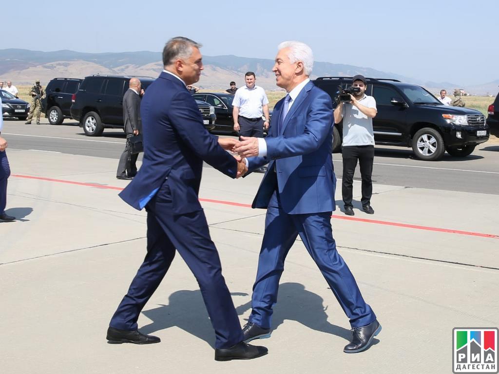 ВДагестан прибыл полпред Президента вСКФО Александо Матовников