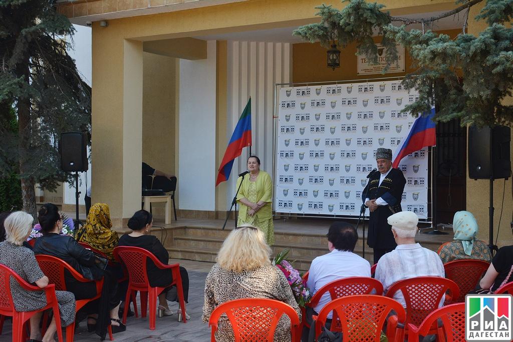 Общенациональные подворья открылись вМахачкале вДень конституции республики эксклюзив