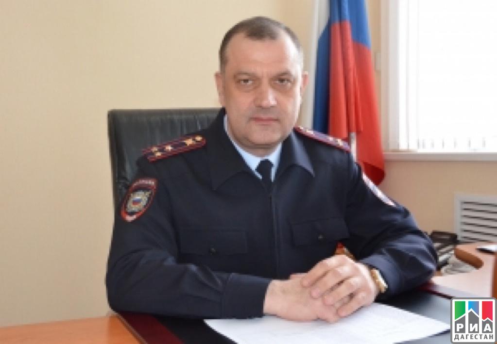 Начальником милиции Дагестана назначен Дмитрий Гутыря