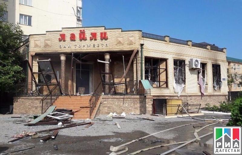 Пострадавшие при взрыве вбанкетном зале вМахачкале были привезены в столицу Российской Федерации
