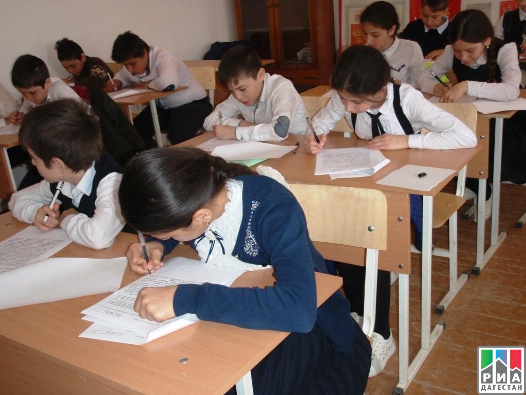 ВХакасии шестиклассники написали всероссийскую проверочную работу поматематике