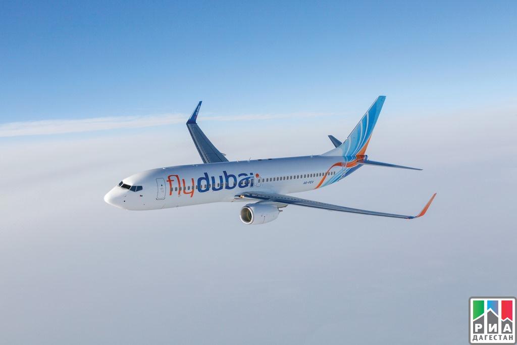 Flydubai запускает рейсы втри русских города Сегодня в19:49