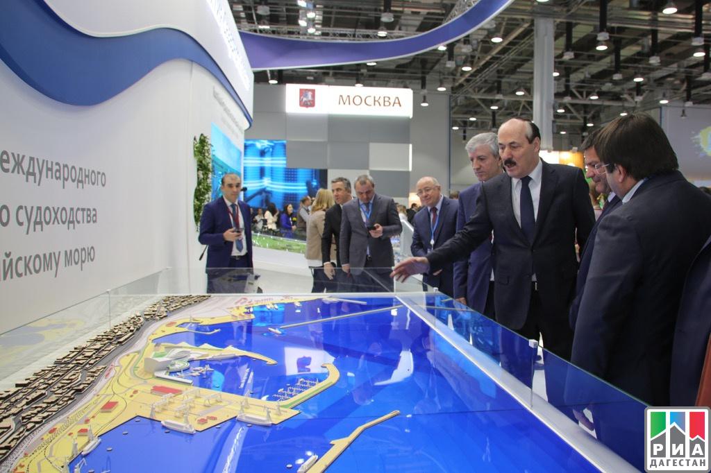 Дагестан желает развить круизное судоходство вКаспийском море