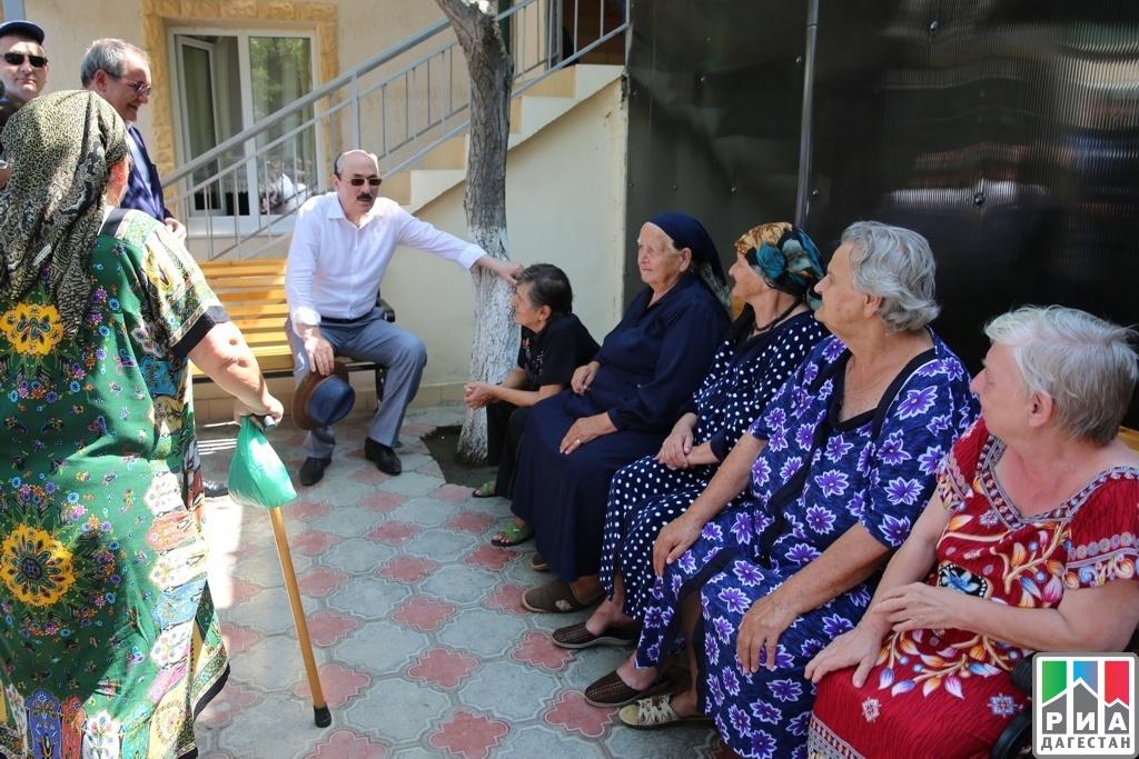 Дом престарелых на северном кавказе проектирование дома престарелых реферат
