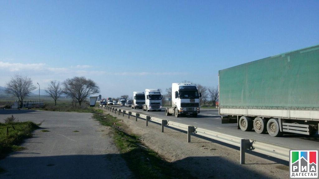 Специальная комиссия рассмотрит требования дальнобойщиков вДагестане