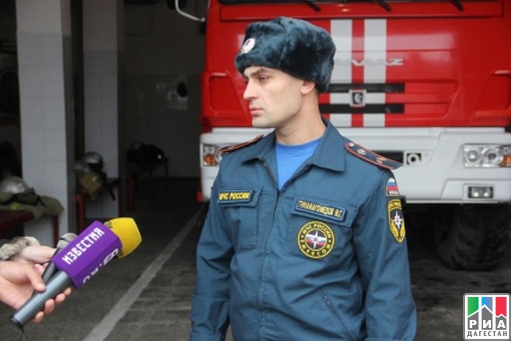 Пожарный изДагестана вернул 15 млн. руб. собственнику