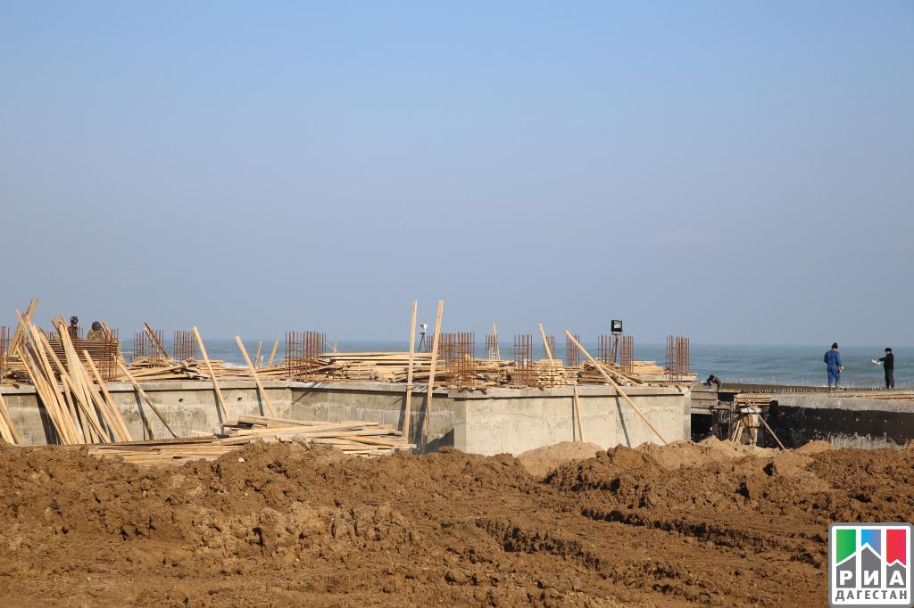 Водоочистные здания Махачкалы проверит замминистра строительства иЖКХ Российской Федерации Андрей Чибис