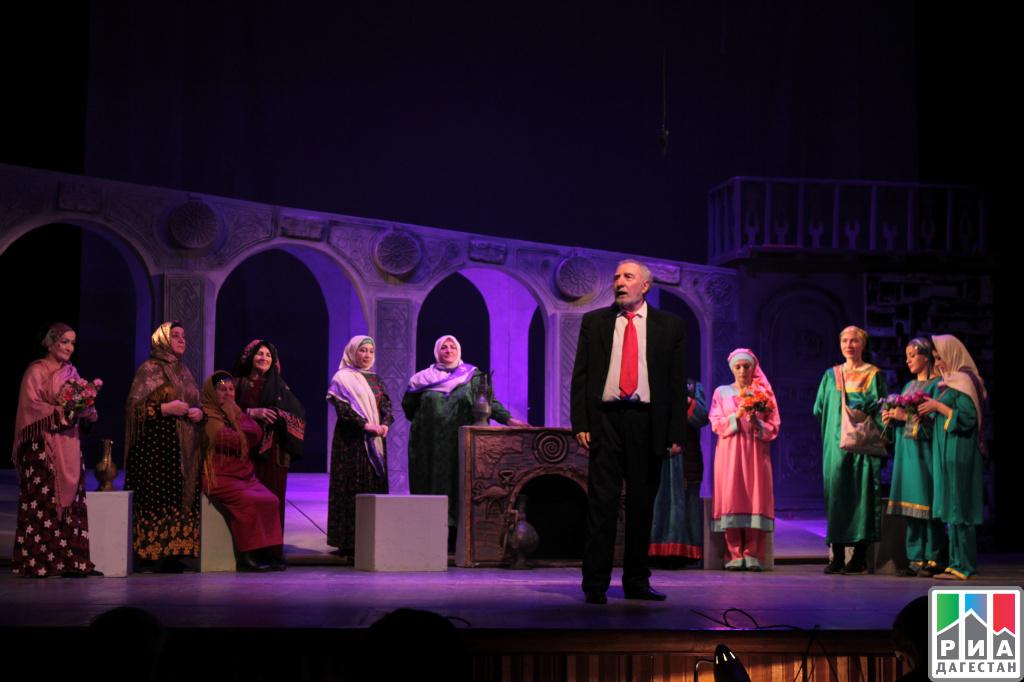 ВДагестане проходитII театральный фестиваль «Воспевшие Дагестан»