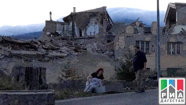 Число жертв землетрясения вИталии возросло до21 человека