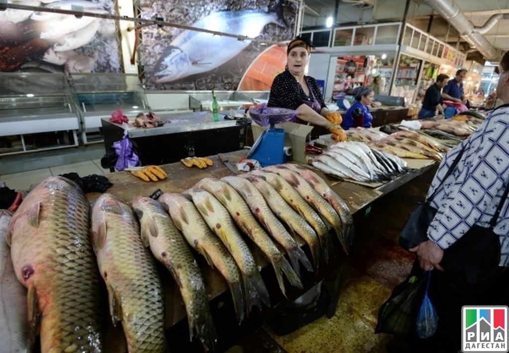 Предновогодняя рыбная ярмарка пройдет вМахачкале