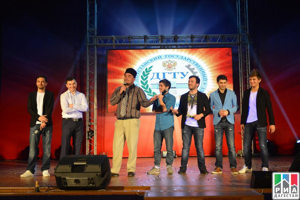 ВМахачкале пройдет гала-концерт «Дагестанская студенческая весна»