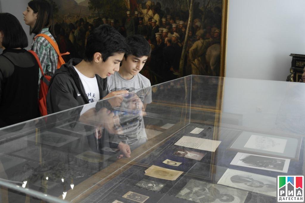 Встенах государственного музея Дагестана прошел исторический квест