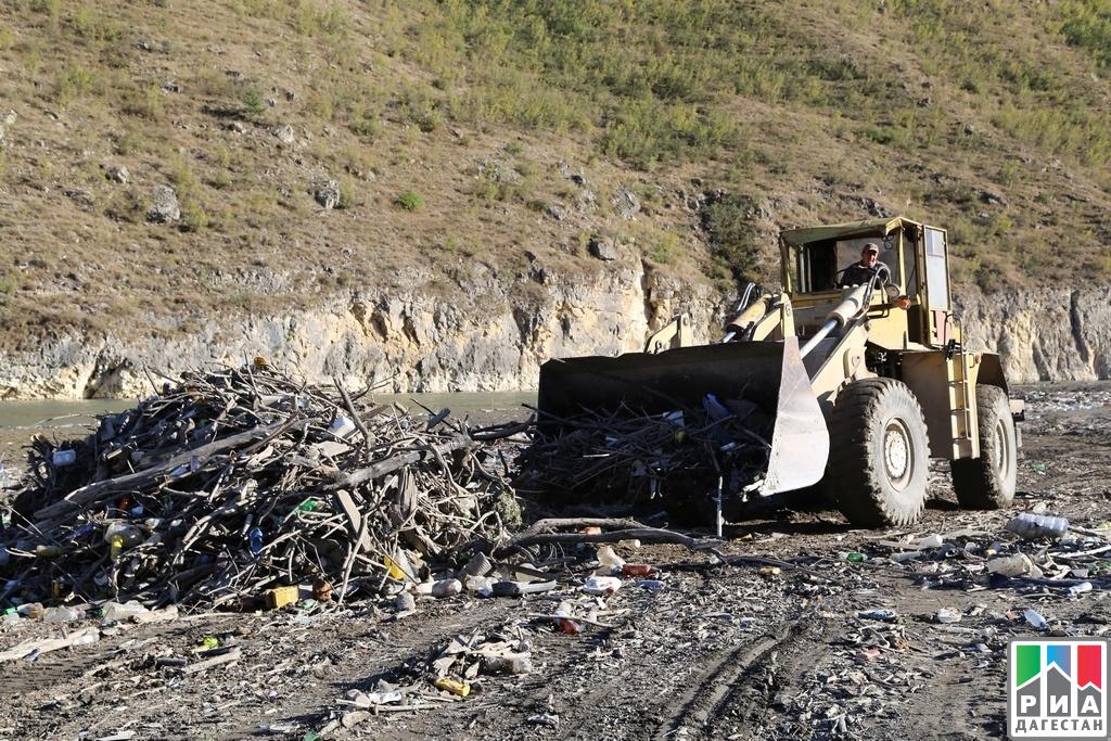 НаГоцатлинском водохранилище прошла экологическая акция