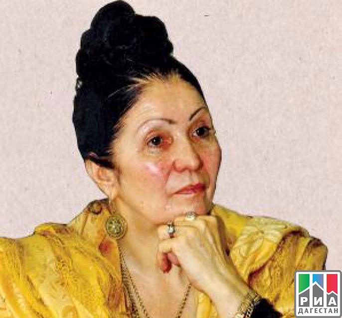 Эстафета памяти народной поэтессы Фазу Алиевой запущена вДагестане
