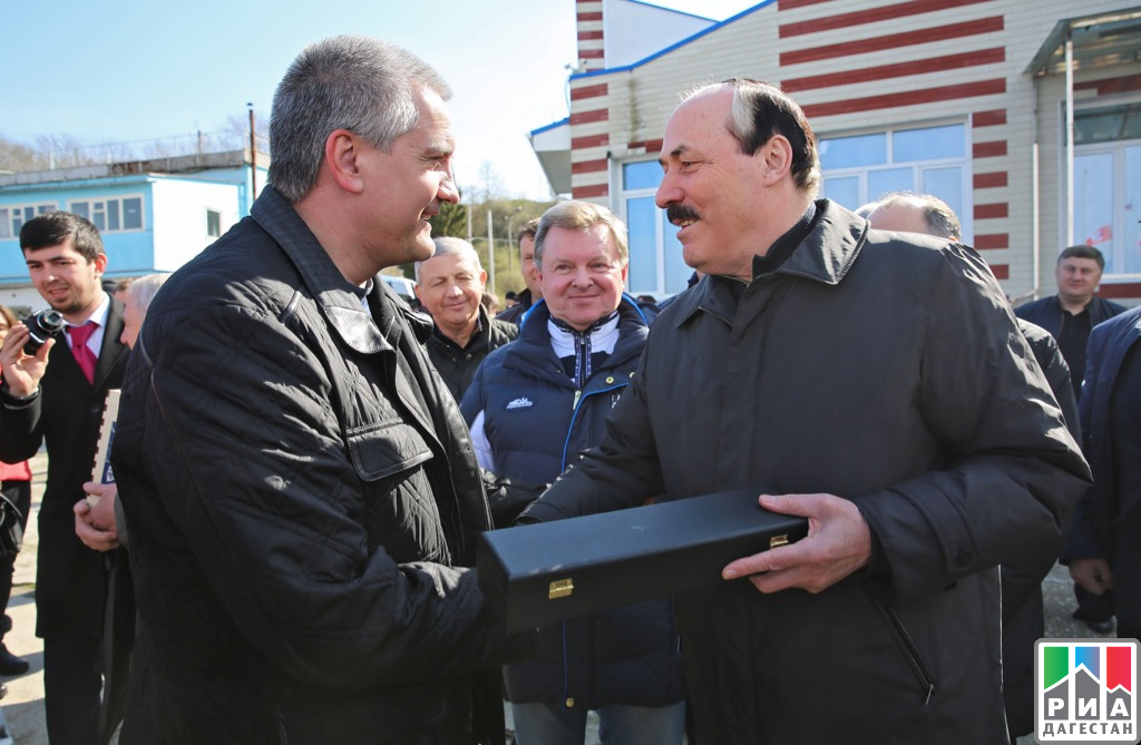 Впарусной регате, приуроченной Крымской весне, одержал победу руководитель Ингушетии