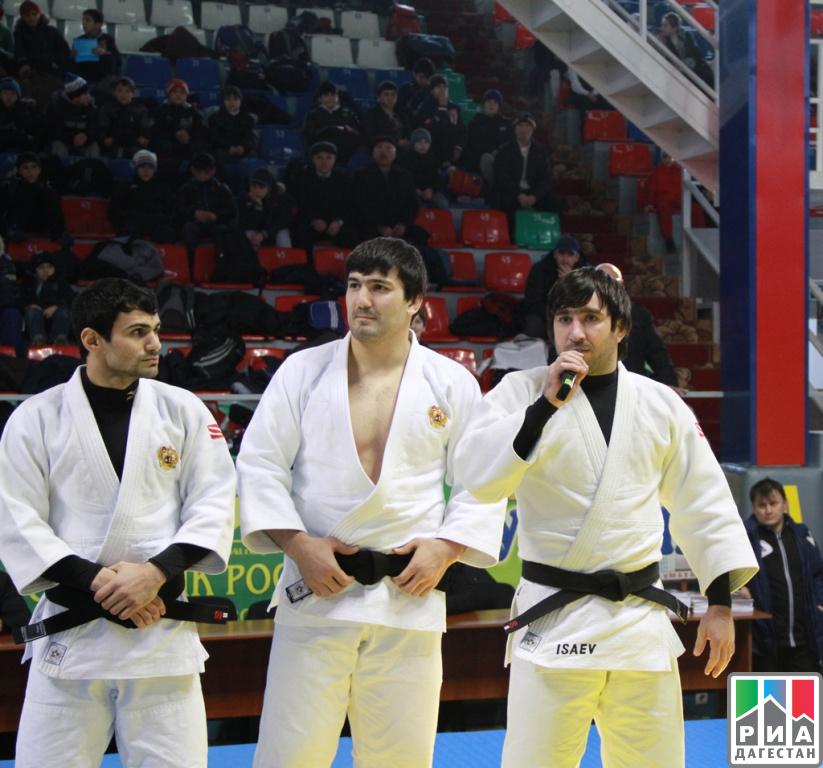 Олимпийские чемпионы подзюдо Галстян, Исаев иХайбулаев завершили карьеру