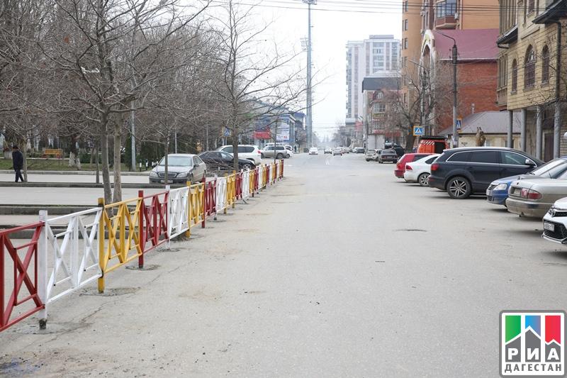 ВМахачкале открылся проезд между улицами Кадырова иАбубакарова