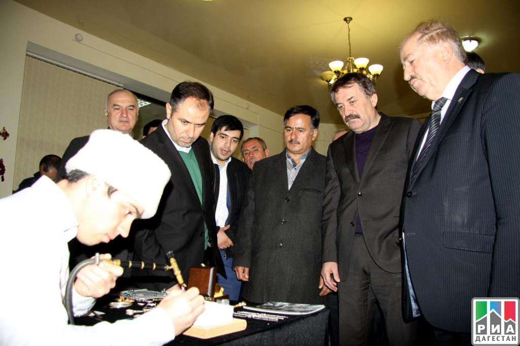 ВИране пройдет неделя национальных промыслов Дагестана