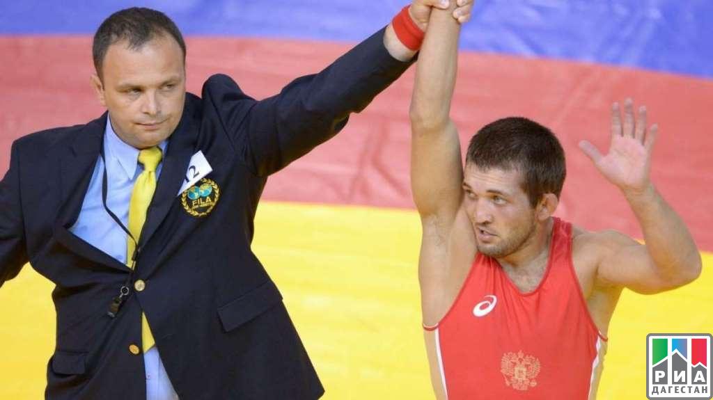 Монголка завоевала золото натурнире Гран-при «Иван Ярыгин»