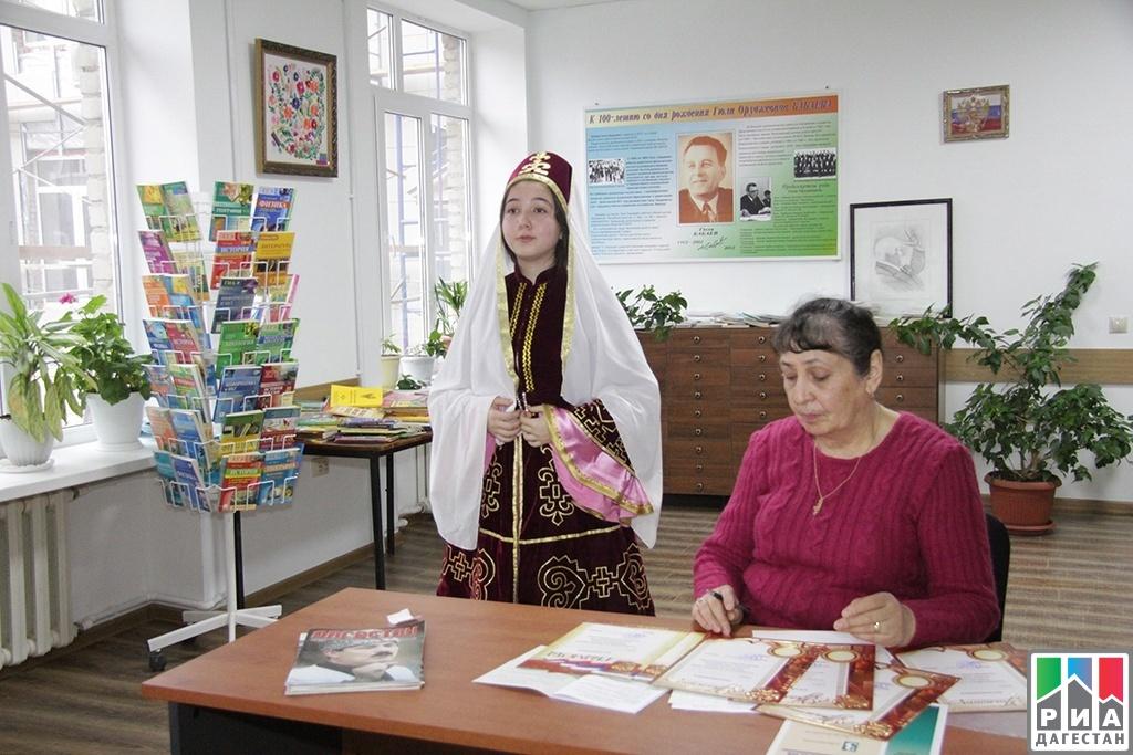 Конкурс родные языки дагестан