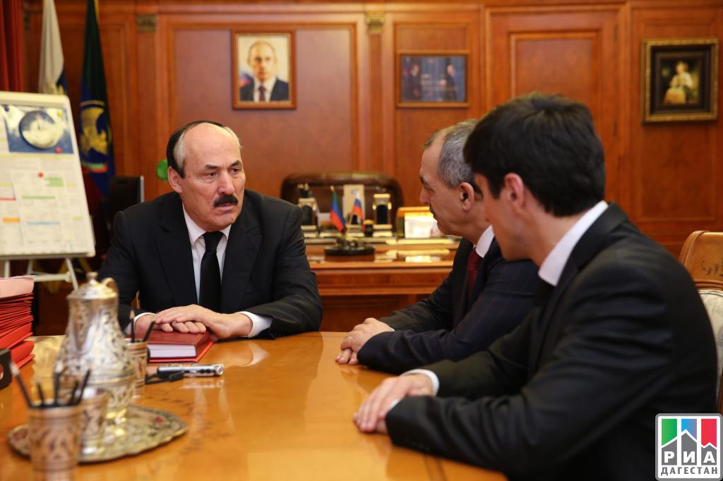 Председателем избиркома Дагестана выбрали Магомеда Дибирова