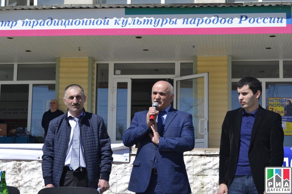 Восемь муниципалитетов Дагестана приняли участие взональном турнире «Ану-ка, парни!»