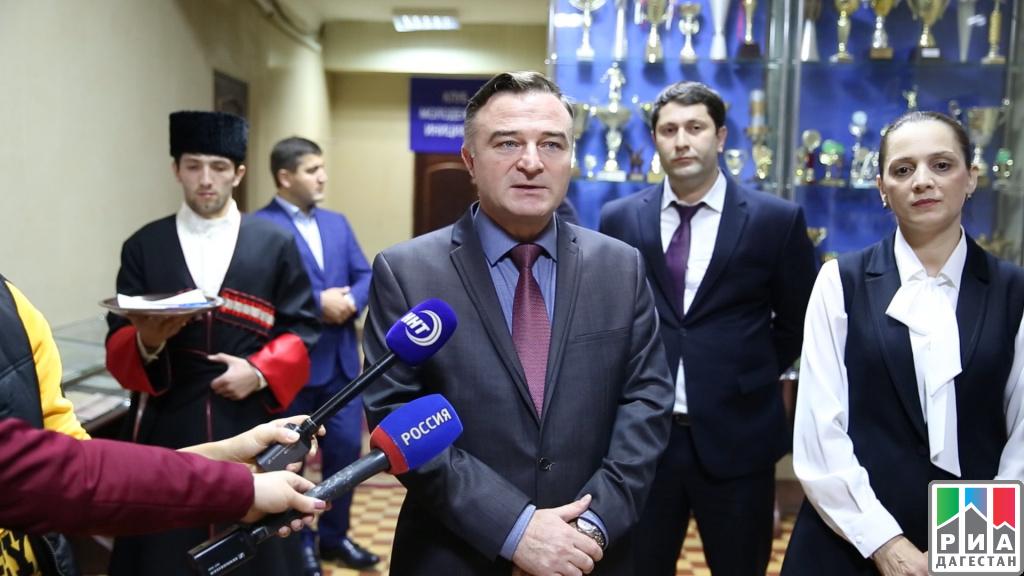 ВДГПУ состоялось праздничное открытие Дома учителя