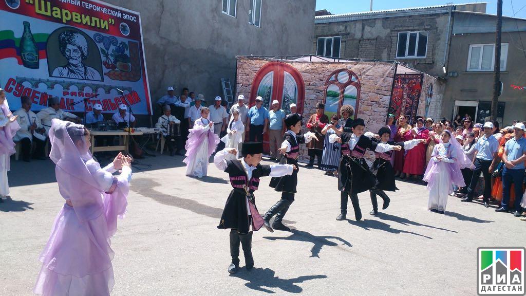 ВАхтынском районе готовятся кпразднику «Шарвили», посвященному героическому эпосу лезгинского народа
