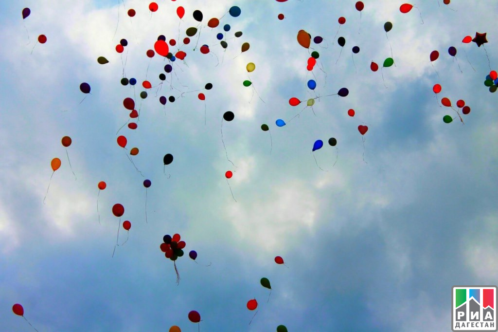 Фестиваль мыльных пузырей ивоздушных шаров «Dreamflash-2017» пройдет вМахачкале